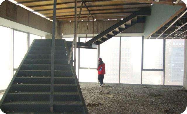 室内贝博app体育楼梯